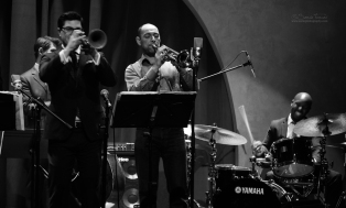 """""""Jazz vision is a wordless conversation between musical notes and visual expressions."""" - Barbara Januszkiewicz"""