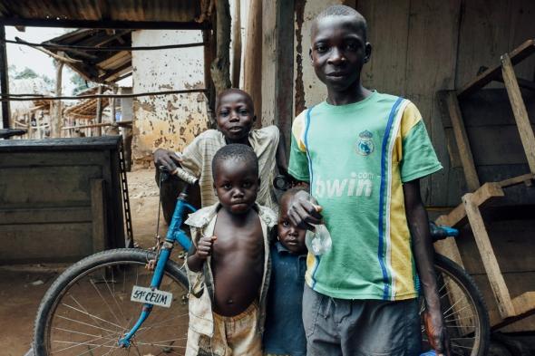 Portraits of Congo