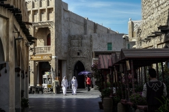 First day out with the A7S - Souq Waqif