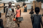 Portraits of Congo - Mole refugee camp