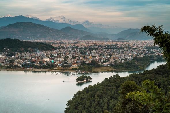 Nepal landscapes